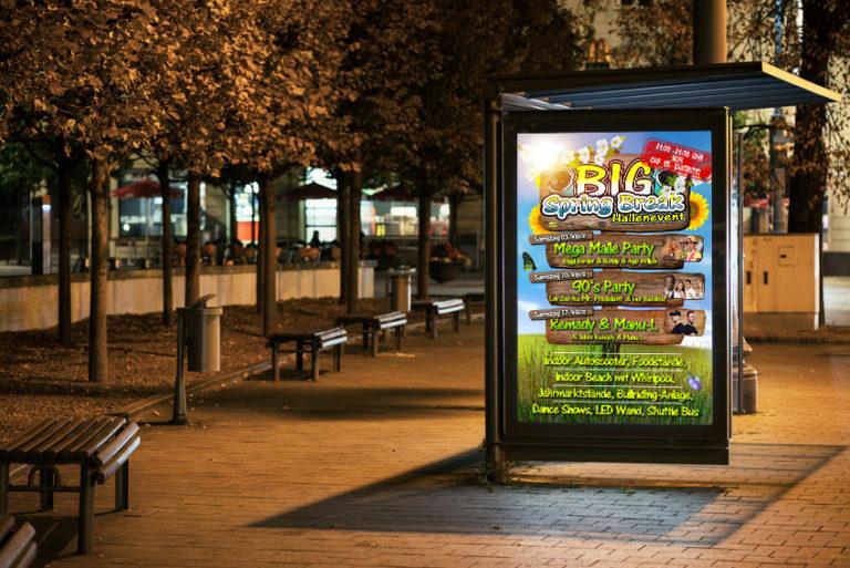 Bar&Pub AG Plakat