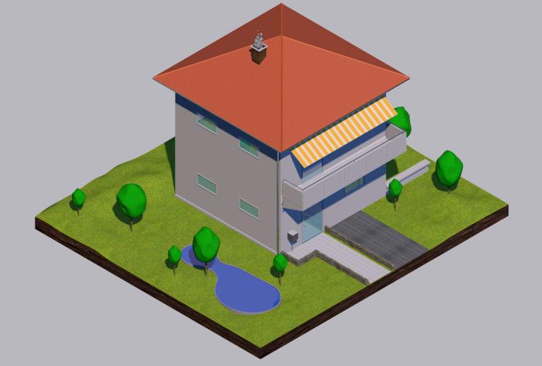 Isometrie House