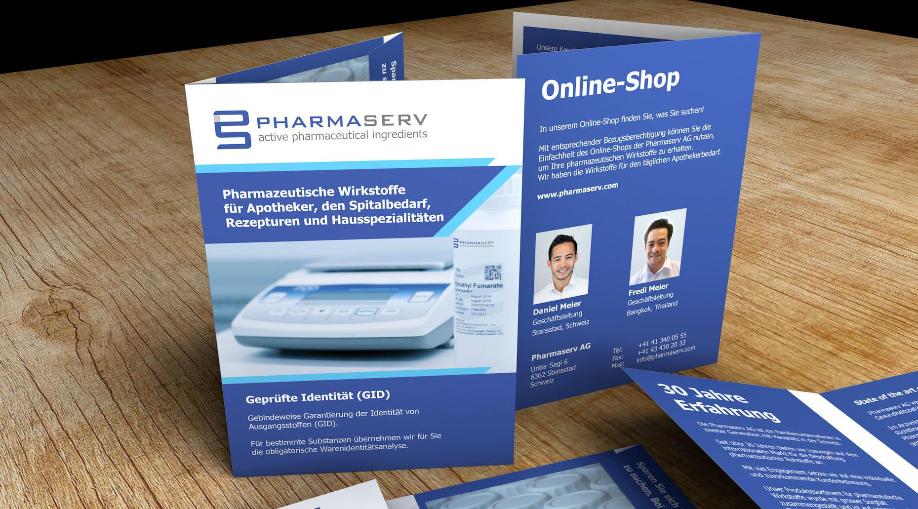 Pharmaserv AG