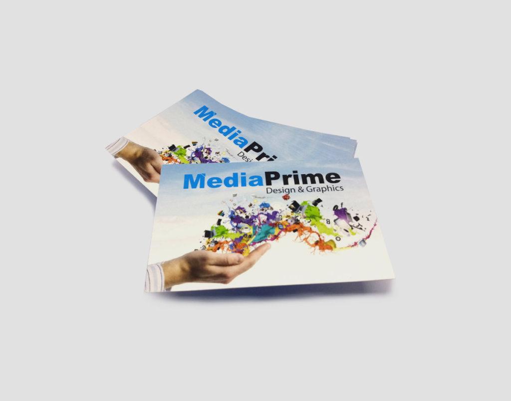 Visitenkarten Mediaprime
